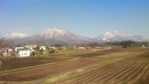 長野県黒姫山