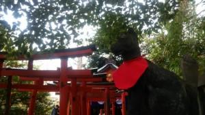 根津神社・乙女稲荷社